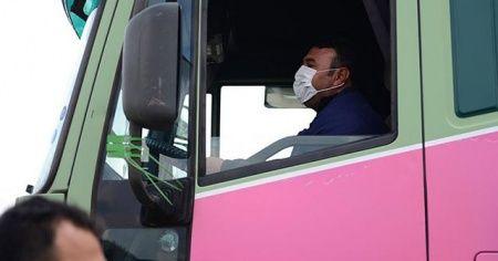 Bağdat'ta koronavirüsü alarmı