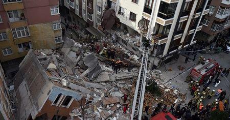 Bahçelievler Belediye Başkanı Hakan Bahadır, binanın çökme nedenini açıkladı