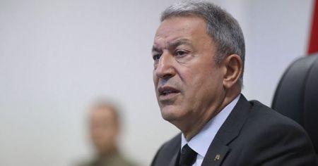 Bakan Akar'dan İdlib açıklaması!