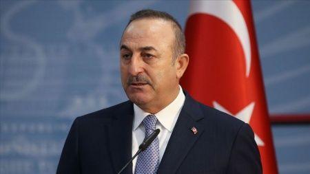 Bakan Çavuşoğlu, İspanya Dışişleri Bakanı ile görüştü