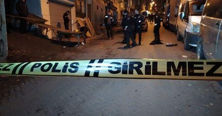 Beyoğlu'nda silahlı kavga