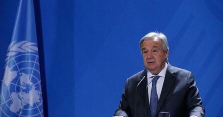 """BM Genel Sekreteri Guterres: """"İdlib'de derhal ateşkes ilan edilmeli"""""""