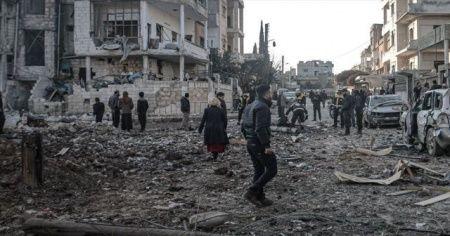 BM: İdlib ve Hama'da hava saldırıları devam ediyor