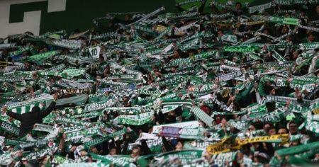 Bursaspor taraftar rekoru kırdı
