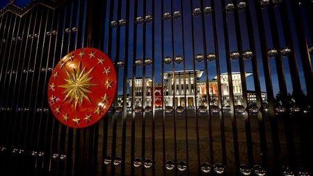Cumhurbaşkanı Erdoğan başkanlığında güvenlik toplantısı yapıldı