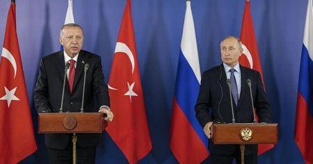 Cumhurbaşkanı Erdoğan ve Putin'den görüşme kararı