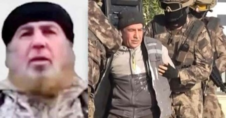 DEAŞ'lı infazcı babanın oğlu da örgüt üyesi çıktı