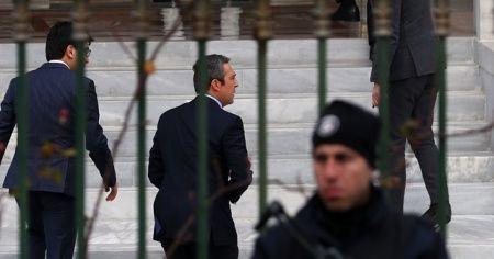 Dört büyük kulübün başkanı, İstanbul Valiliğinde bir araya geldi