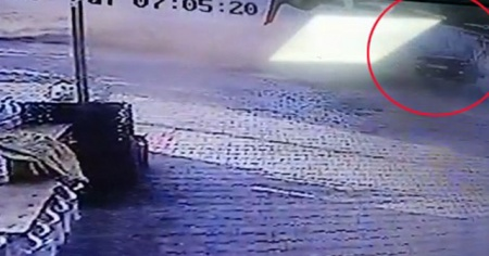 E-5 karayoluda makas atan sürücü dehşet saçtı
