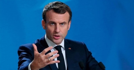 Emmanuel Macron'a Paris şoku
