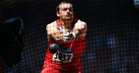 Eşref Apak beşinci kez Olimpiyatlar'da