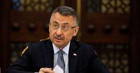 Fuat Oktay: Esad ve rejim unsurları bu alçakça saldırının bedelini ağır ödeyecekler