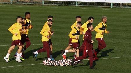 Galatasaray Kadıköy'de galibiyet özlemini sonlandırma peşinde