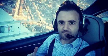 Genç pilot adayının ölümü sevenlerini yasa boğdu