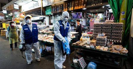 Güney Kore'de virüsten kaynaklı 8'inci ölüm