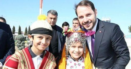 Hazine ve Maliye Bakanı Berat Albayrak'tan Gaziantep ve Mardin'e teşekkür