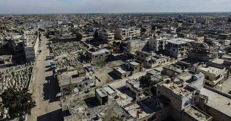 İdlib'de ılımlı muhalifler,Serakib'i ele geçirdi