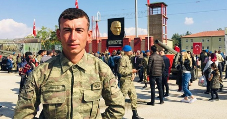 İdlib şehidinin Nurdağı'ndaki ailesine acı haber verildi