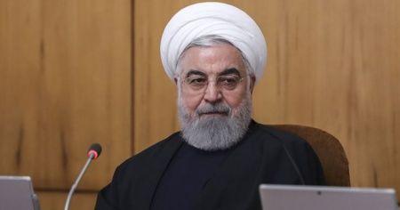 İran Cumhurbaşkanı Ruhani: ABD yaptırımları korona gibidir