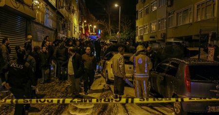 İstanbul'da 9 araç kundaklandı