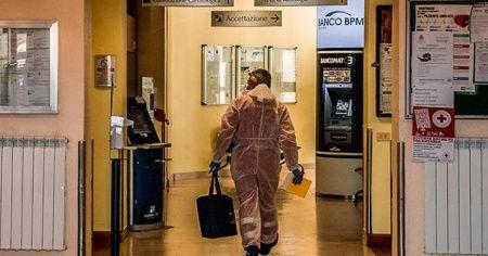 İtalya'da virüs nedeniyle ölenlerin sayısı 6'ya yükseldi