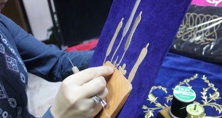 Kahramanmaraş Geleneksel El Sanatları sergisi açıldı