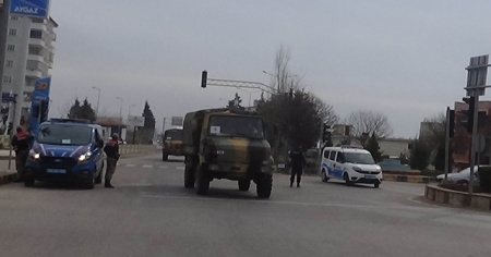 Kilis'ten İdlib'e komando sevkıyatı