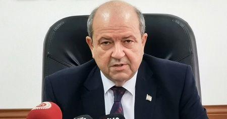 KKTC Başbakanı Tatar'dan taziye mesajı