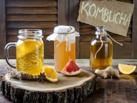 Kombucha (Kombu) Çayı nedir? Kombu Çayı'nın faydaları ve Zararları
