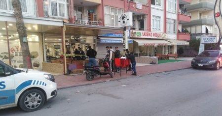 Kuaföre silahlı saldırı: 1 ölü
