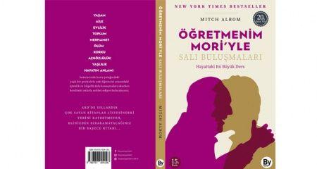 Kült kitap Öğretmenim Mori'yle Salı Buluşmaları'nın yeni baskısıyla okuyucularla buluşuyor