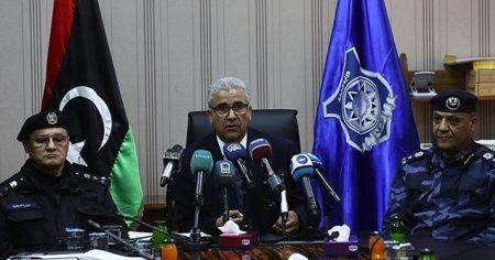 Libya İçişleri Bakanı Başağa: Trablus'ta asayişi sağladık