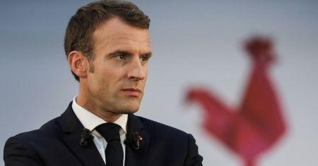 Macron: ABD ve Çin'e karşı çıkarlarımızı korumak için Avrupa'ya fazla ihtiyacımız var