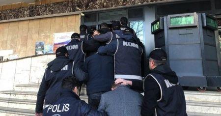 Malatya'da FETÖ'den 3 tutuklama
