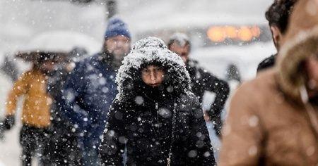 Meteoroloji'den kar, yağmur ve çığ tehlikesi uyarısı