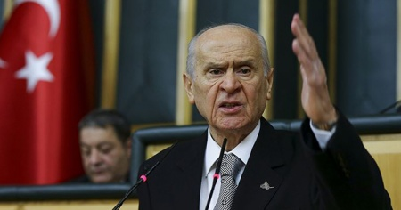 MHP Genel Başkanı Bahçeli:Düşman görüldüğü yerde ezilmelidir