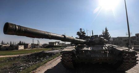 Muhaliflerin İdlib'in Serakib ilçesindeki ilerleyişi sürüyor