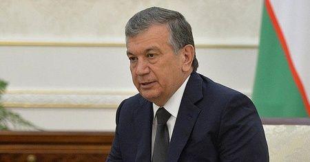 Özbekistan Cumhurbaşkanı Mirziyoyev, Türkiye'ye geliyor