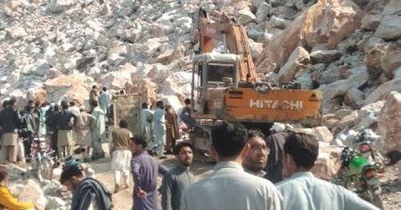 Pakistan'da maden çöktü: 10 ölü 7 yaralı