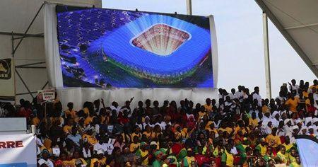 Senegal'in en büyük stadyumunu Türk şirketi inşa edecek