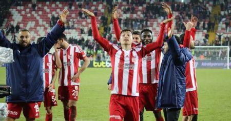 Sivasspor 29 hafta sonra penaltı kullandı