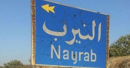 SMO el Neyrab bölgesinde ilerliyor