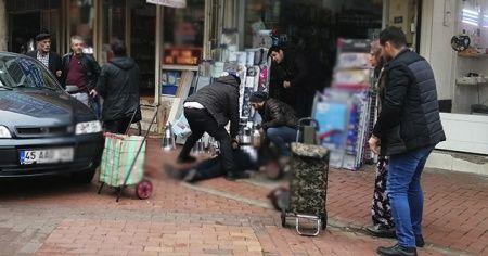 Sokak ortasında silahlı kavga ölümle sonuçlandı