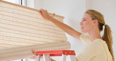 Stor perde nasıl temizlenir? Evde stor perde yıkama ve temizleme