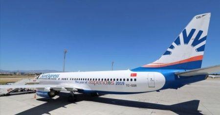SunExpress ile Antalya-Paris uçuşları başladı