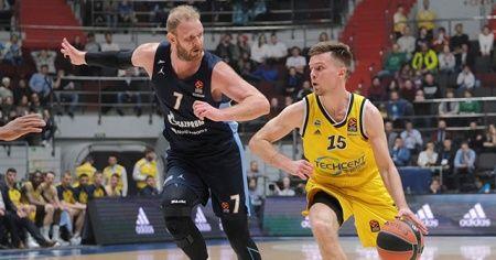 THY Euroleague'de 25. haftanın MVP'si Martin Hermannsson