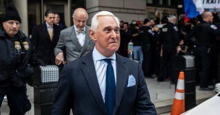 Trump'ın eski danışmanı Stone'a 3 yıl 4 ay hapis cezası