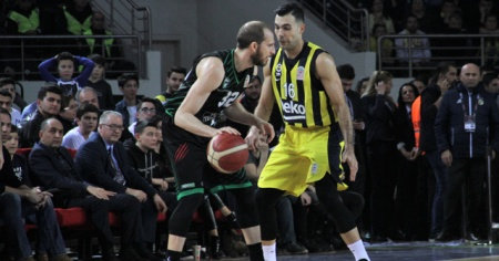 Türkiye Kupası'nı Fenerbahçe Beko kazandı