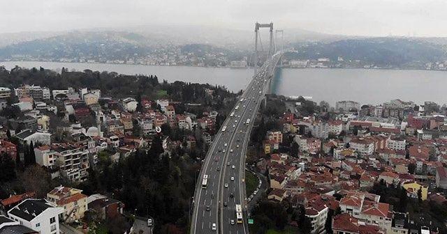 15 Temmuz Şehitler köprüsü haftanın ilk günü boş kaldı