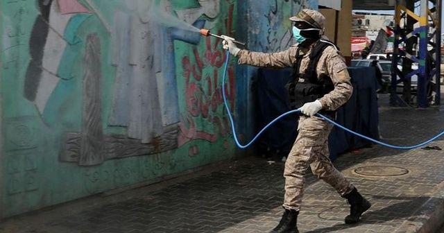Abluka altındaki Gazze'den dünyaya 'koronavirüsle mücadele için acil yardım' çağrısı
